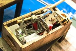 道具箱 DIY