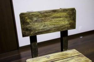 アンティーク調 椅子 DIY