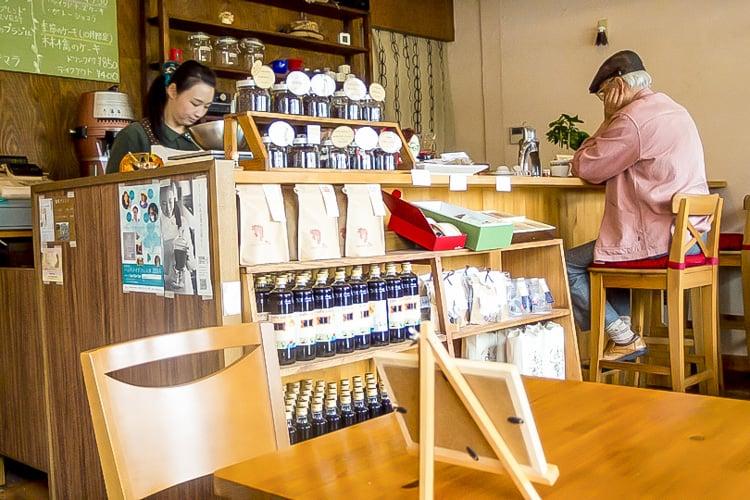 トスティーノコーヒー 岡山