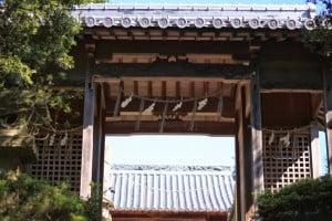 豊島 家裏八幡神社