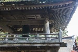 島根 清水寺 鐘楼