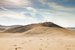 鳥取砂丘 観光