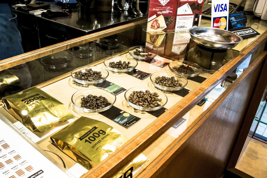 THE COFFEESHOP DAIKANAYAMA