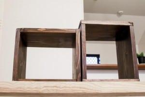 木箱 DIY