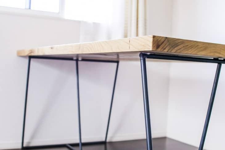 ダイニングテーブル アイアン脚