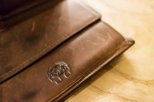 セトラー 財布 エイジング