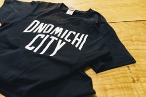 onomichi city tシャツ
