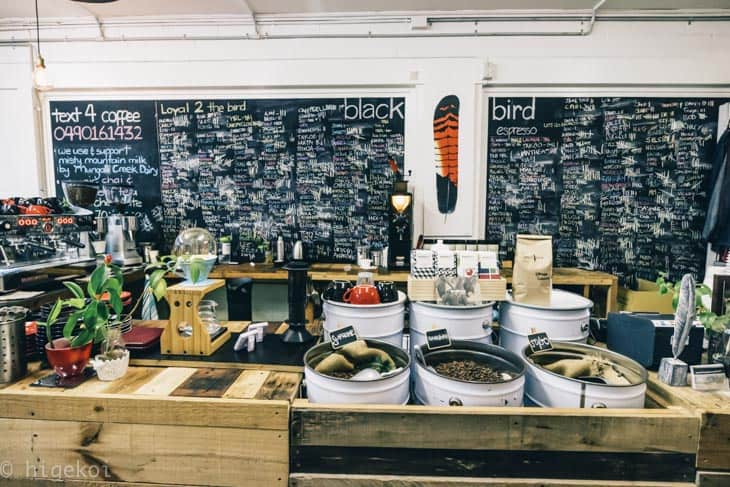 Blackbird Espresso by Coffee NQ
