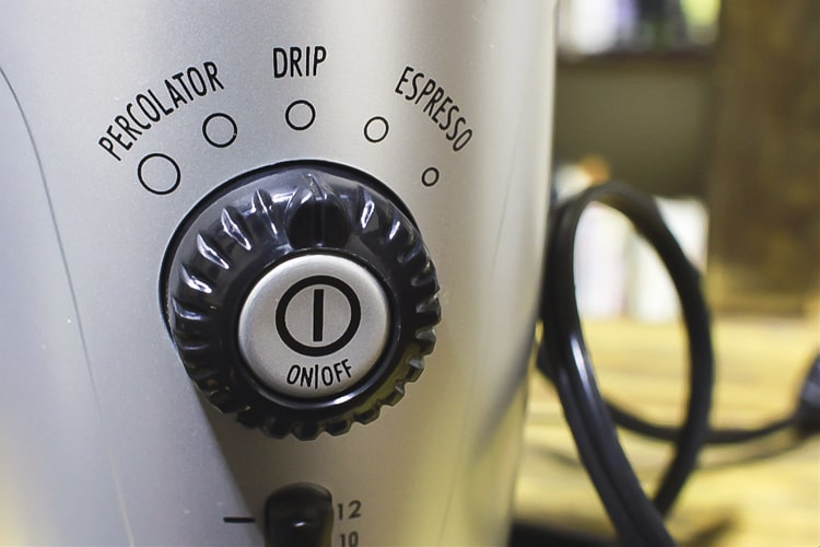 コーヒーグラインダー
