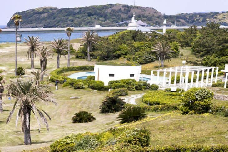 萩 観光 角島