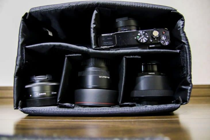 カメラ インナーボックス