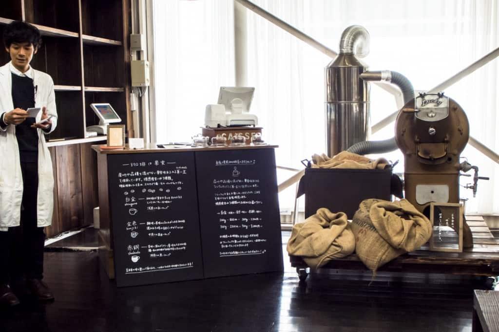 24/7coffee&roaster ujina