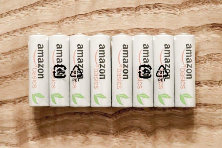 Amazon 充電池