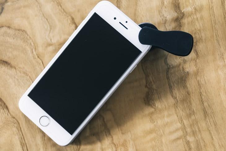iPhoneレンズ