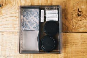 防湿ボックス