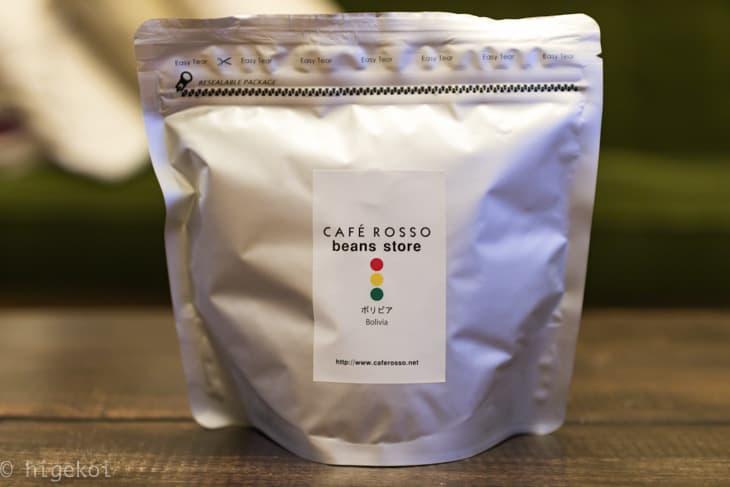 カフェロッソ コーヒー豆