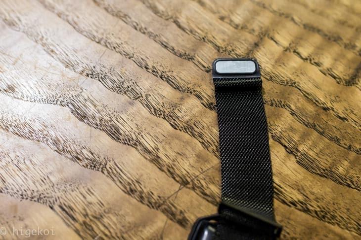 Fitbit Blaze スチールベルト