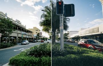 オーストラリア 写真 VSCO 比較