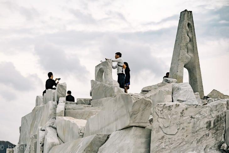 耕三寺 未来心の丘