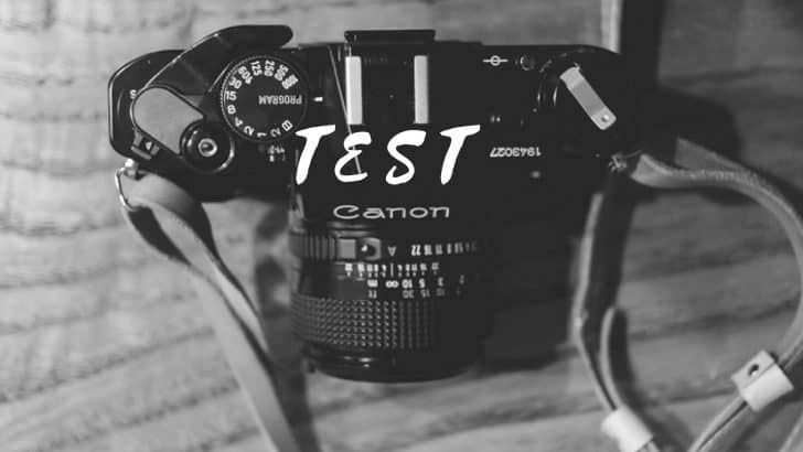 Canon AE-1Program