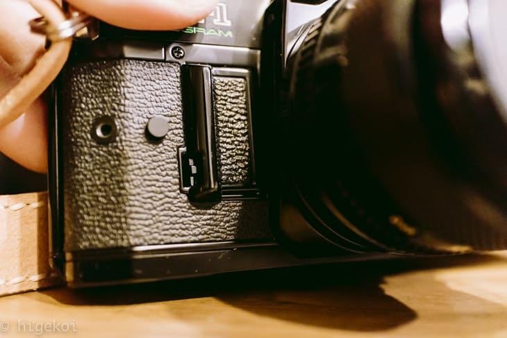 Canon AE-1電池