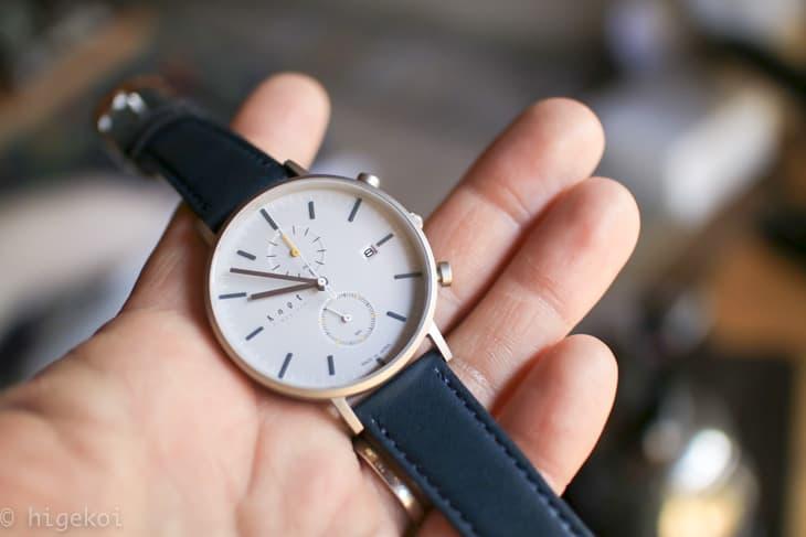 Knot(ノット)腕時計