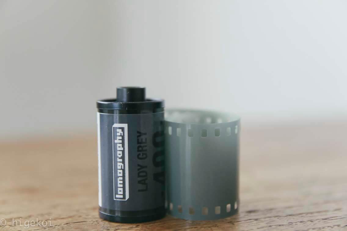 Simple Use Film Camera B&Wの作例