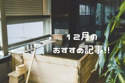 11月のおすすめ記事!! (1)