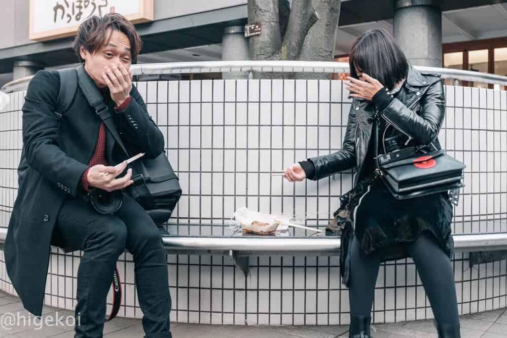 たけさんぽ 大阪フォトウォーク