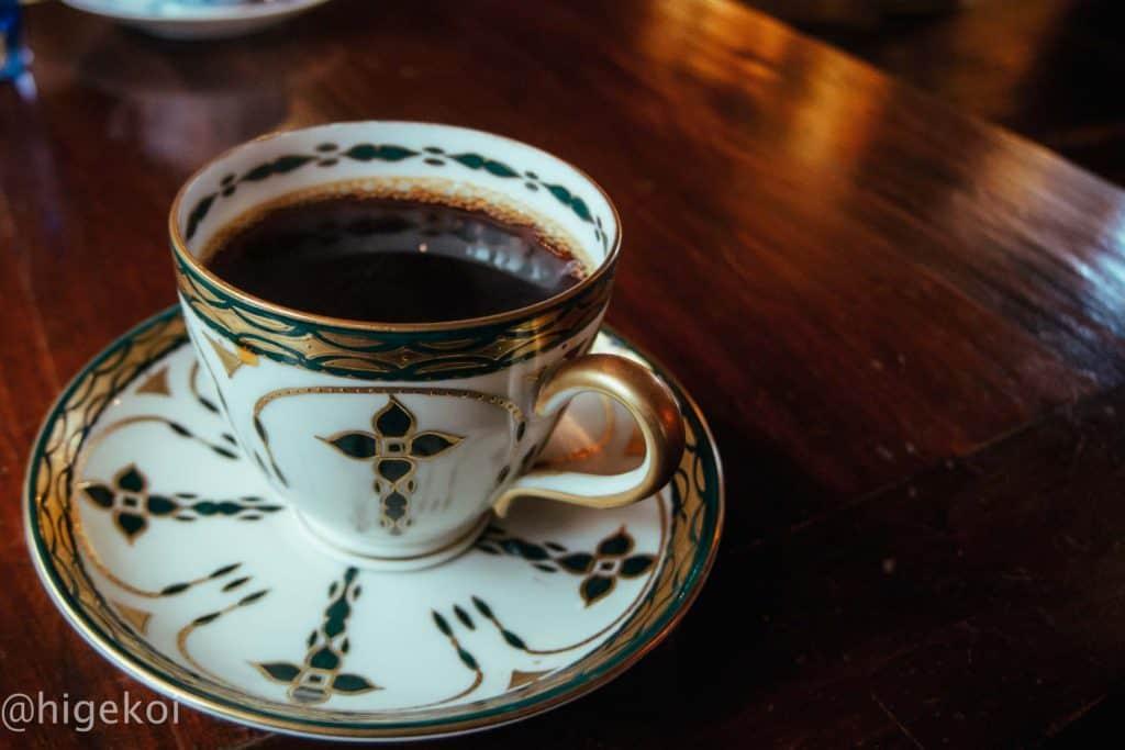 ハライソコーヒー