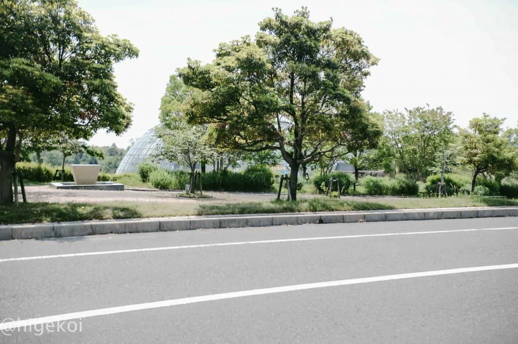 グラスハウス 津山