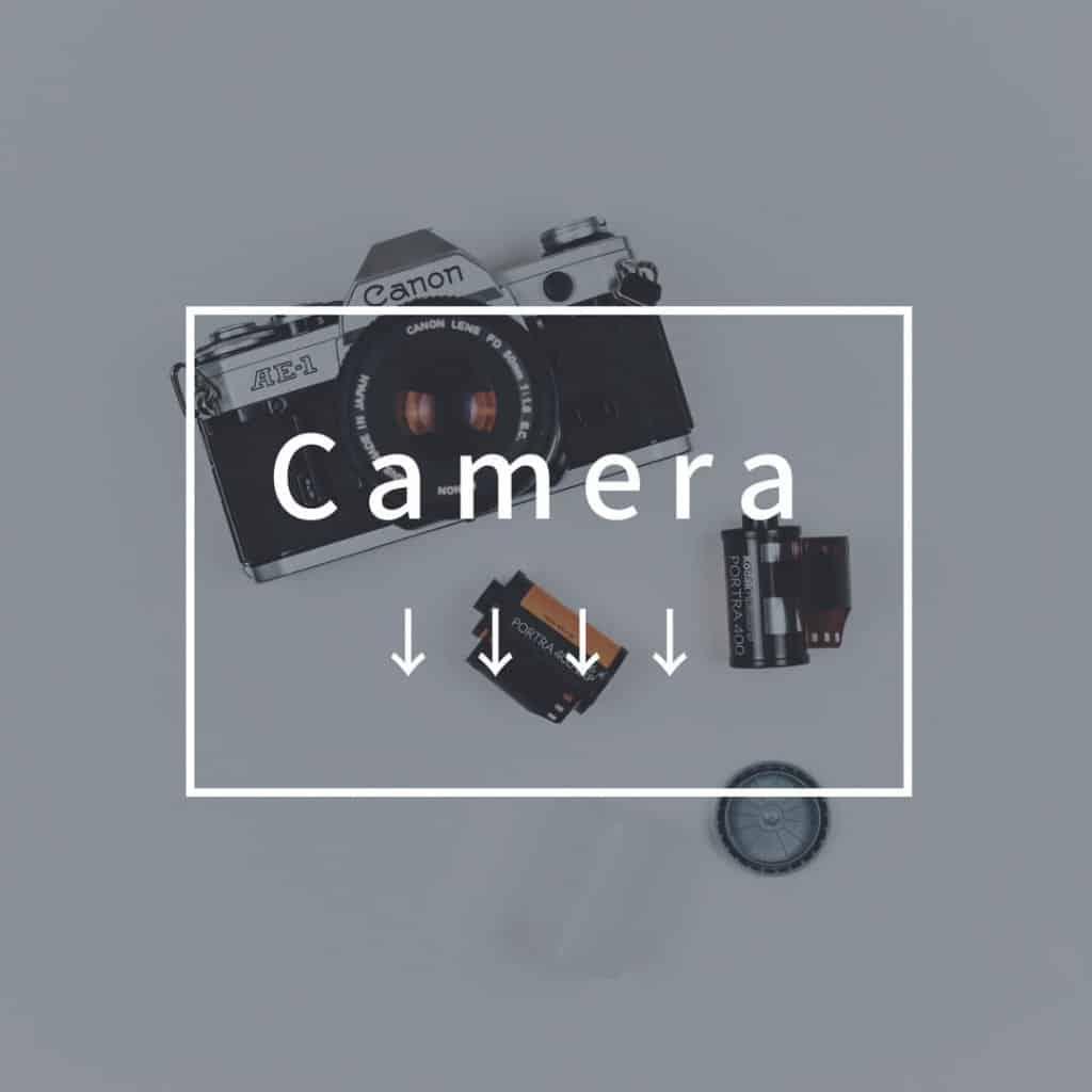 カメラ バナー