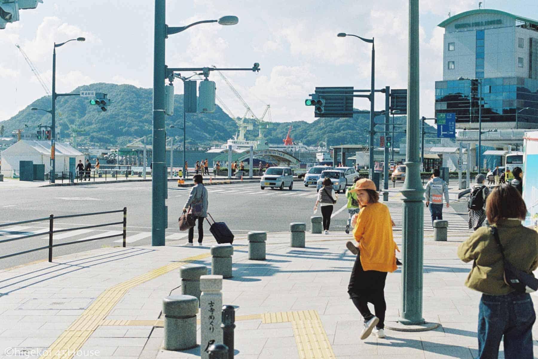 ポートラ800 Aria 尾道