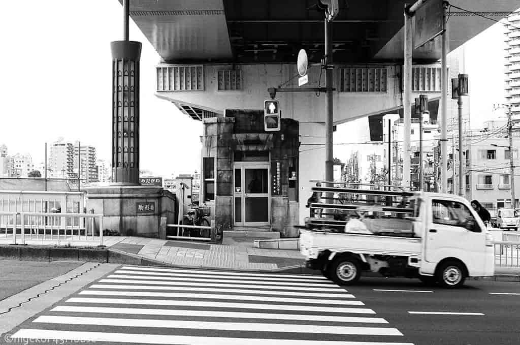 モノクロ 東京