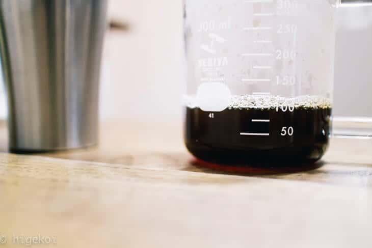 コーノ式 アイスコーヒー