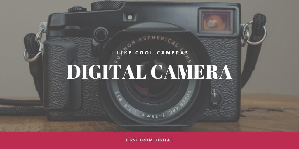 デジタルカメラ バナー