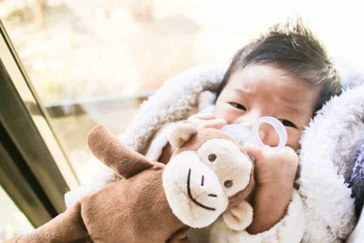 おしゃぶり付きのパシフレンズは乳幼児におすすめ
